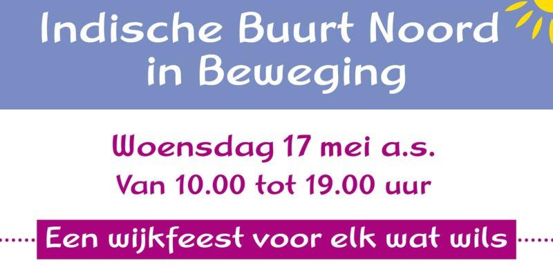 Buurtfeest Indische buurt Haarlem